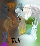 Trails a graphic novel by SpiritedStar