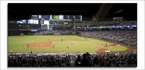 Diamondbacks vs Rockies 02 by Hatch1921