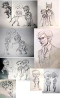 Tulsa sketches by Alicechan
