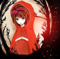 Red riding hood by soanvalentine