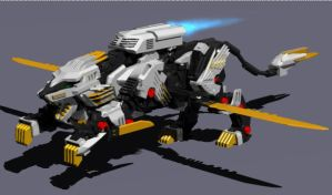 Blade Rush - Liger by 6th-Dimensional