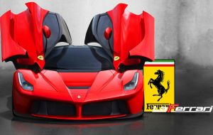 laFerrari by Royalraptor