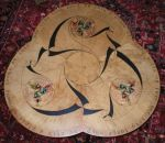 Celtic Music Coffee Table by groomporter