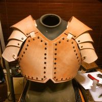 Work in Progress - Armor by CraftedSteampunk