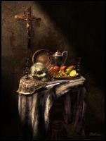 Still Life by Psotek