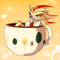 Tea~? by frandlle