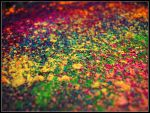 Cling Film Colours by danf83
