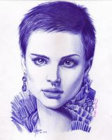 Natalie Portman (scanned version) by cLoELaLi11