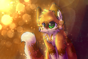 . : LIGHTS : . by Freckled-Kat