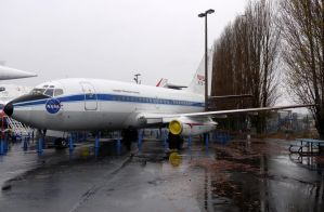 Boeing 737 Prototype by shelbs2