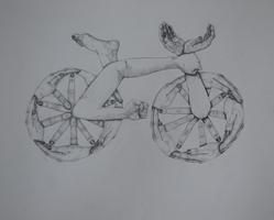 RISD Bicycle by melh2o
