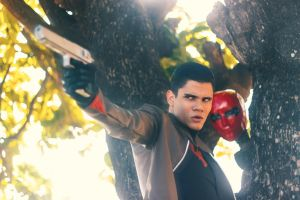 Jason Todd, The Red Hood - Shoot Me Down by DashingTonyLima