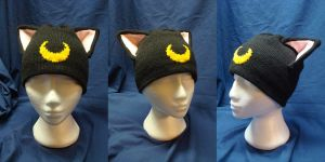Luna Hat by NerdyNeedles
