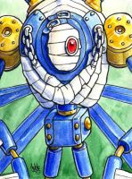 Sketchcard Power Stone Jack Power Charge by fedde