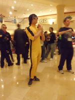 AnimeUSA 2012 - Bruce Lee by LadyduLac