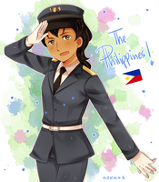 The Philippines! | AT by Kamadoka13