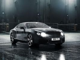 Bentley Continental GT V8 by apple-yigit-jack