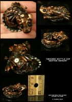 Armored Bottle Cap Nester by CatharsisJB