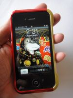 My Iron Man Colors iPhone4  02 by Scottvisnjic