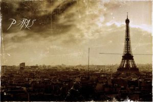 Paris 1920 by Desmemoriats