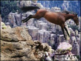 Leap of Faith by greenleaf-imagery
