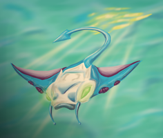 Depth Charge Speed Paint by Black-Saber