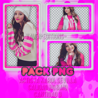 Pack PNG De Karol Sevilla #1 by ValenEditions10