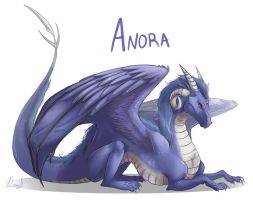 Commission: Anora by Silverkiwi78