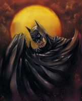 Batman by Wilustra