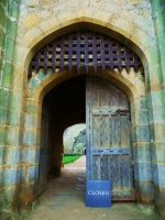 Portcullis by aberlioness