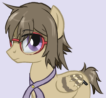 Ponified Isa Souma by Arrkhal