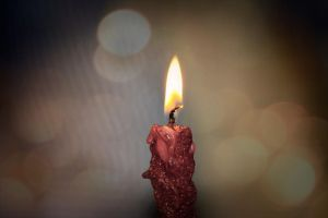 Candle. by andrisanteodora