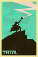 Thor Movie by Hartter