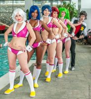 Welcome to Boobies! by KOCosplay