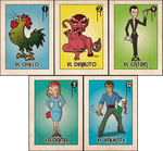 Loteria remasterizada no.1 by ViciousJulious