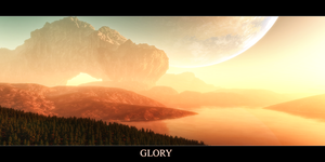 GLORY by Wetbanana