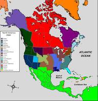 North America 2060 by crisandm