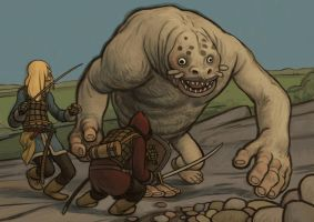 Ogre by atomicman