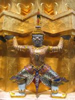 Grand Palace, Bangkok by melemel