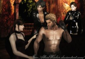 That will be all, Ada... by IamAlbertWesker