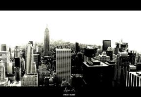 New York City by spencereholtaway