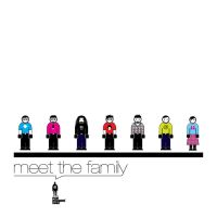 meet the poordesigners family by B-positive
