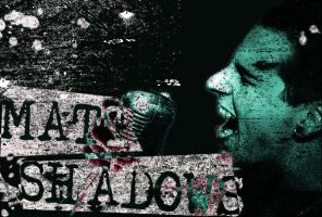 Matt Shadows Retro by pinktaco713