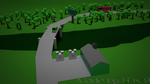Blender - Low-Poly Road by Eisluk