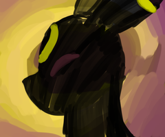 Umbreon by sweetinsanity364