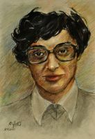 Mahmoud Darwish by Mariam-Omar