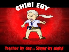 Chibi Eby The Slayer by Sharlet