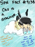 Cass is a stalker by KamiDiox