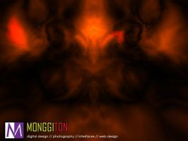 Monster Within by monggiton