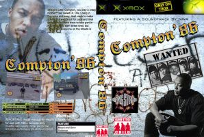 Compton 86' Cover Design by Bleedthedream